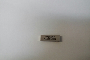 Mil-STD-883 Marking – ASTM e595 Marking – Inkjet on connector #22