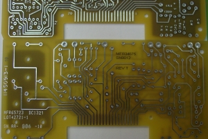 Direct PCB Inkjet Marking #33