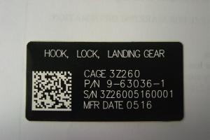 MIL-STD 130 UID Labels & Tags #39