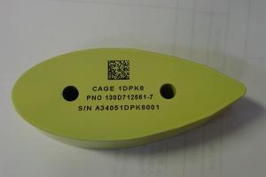 Aerospace UID / IUID Inkjet Part Marking #41