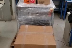ES Components-Vishay TMS3801 Prepare for Shipment