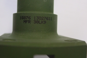 Direct Part Marking – Inkjet on Curved Surface #12