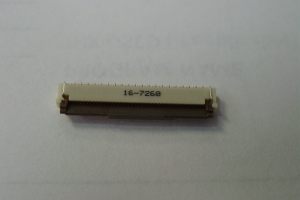 Electronic Part Marking – Inkjet Marking on Connector #17