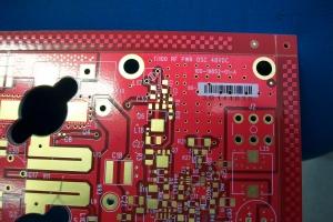 PCB Inkjet Marking – Inkjet Printing – Alcohol Resistant Ink Sample #25