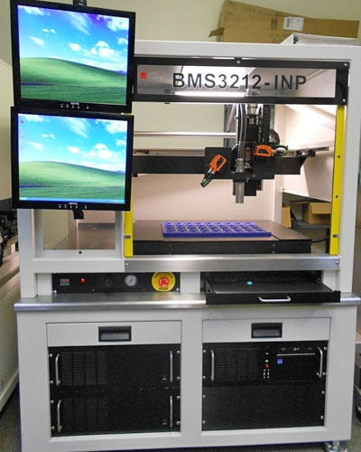 Inkjet Marking Systems | BMS Series | Inkjet Automation Plus Integrated Vision